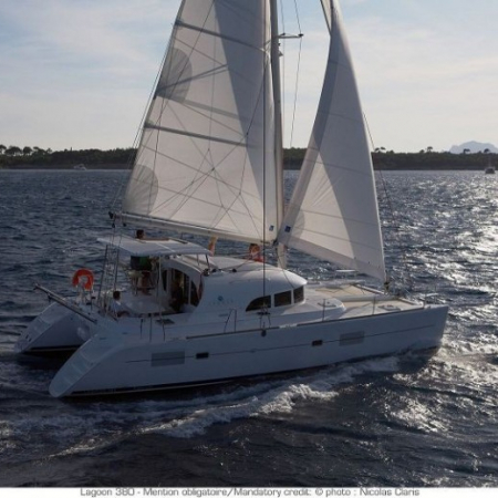Lagoon 38 - denmar-yachting.com